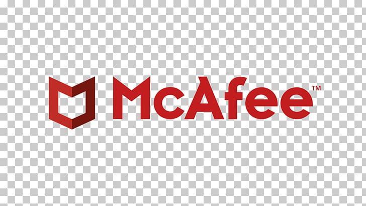 Computer Logo Brand McAfee Product design, antivirus PNG.