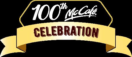 100th McCafe.