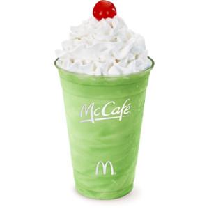 McCafé Strawberry Banana Smoothie :: McDonalds.com.