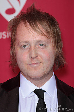James McCartney At The 2012 MusiCares Person Of The Year Honoring.