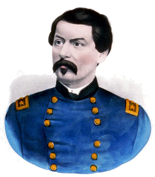 George McClellan.