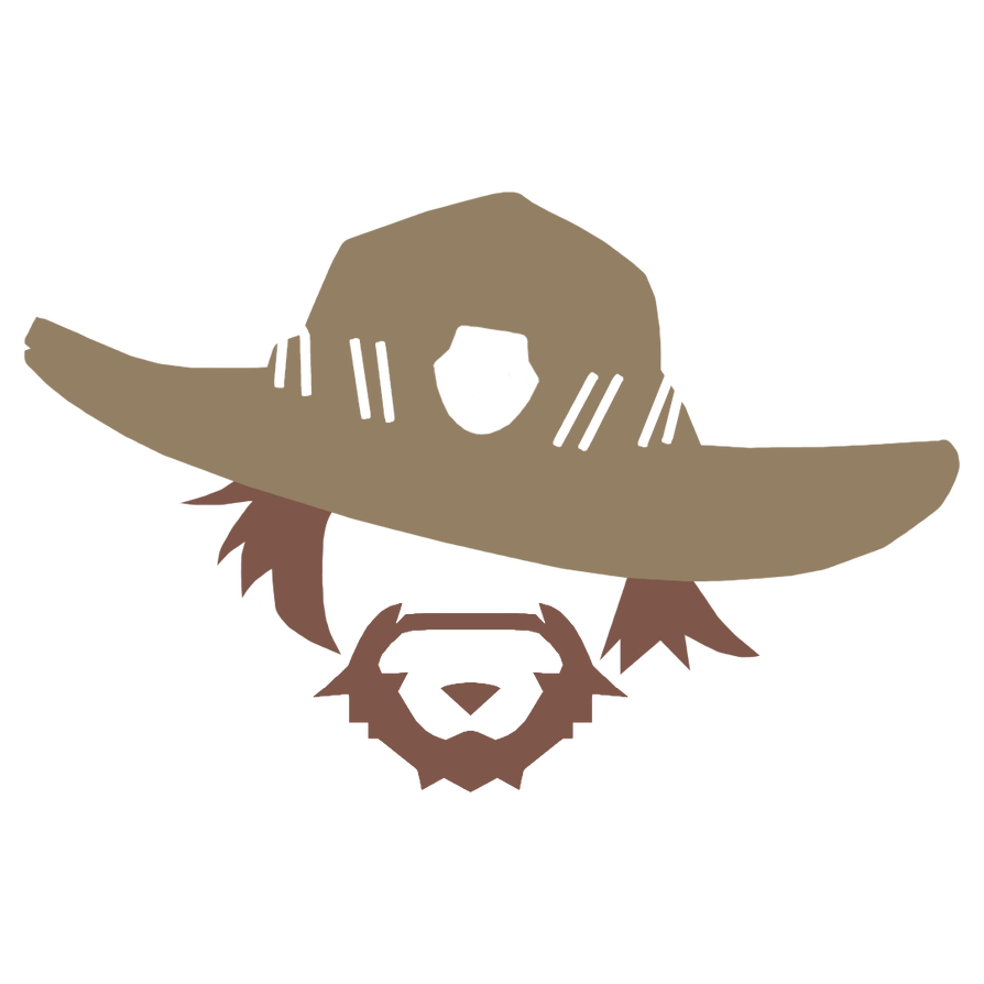 McCree by robert93nww in 2019.