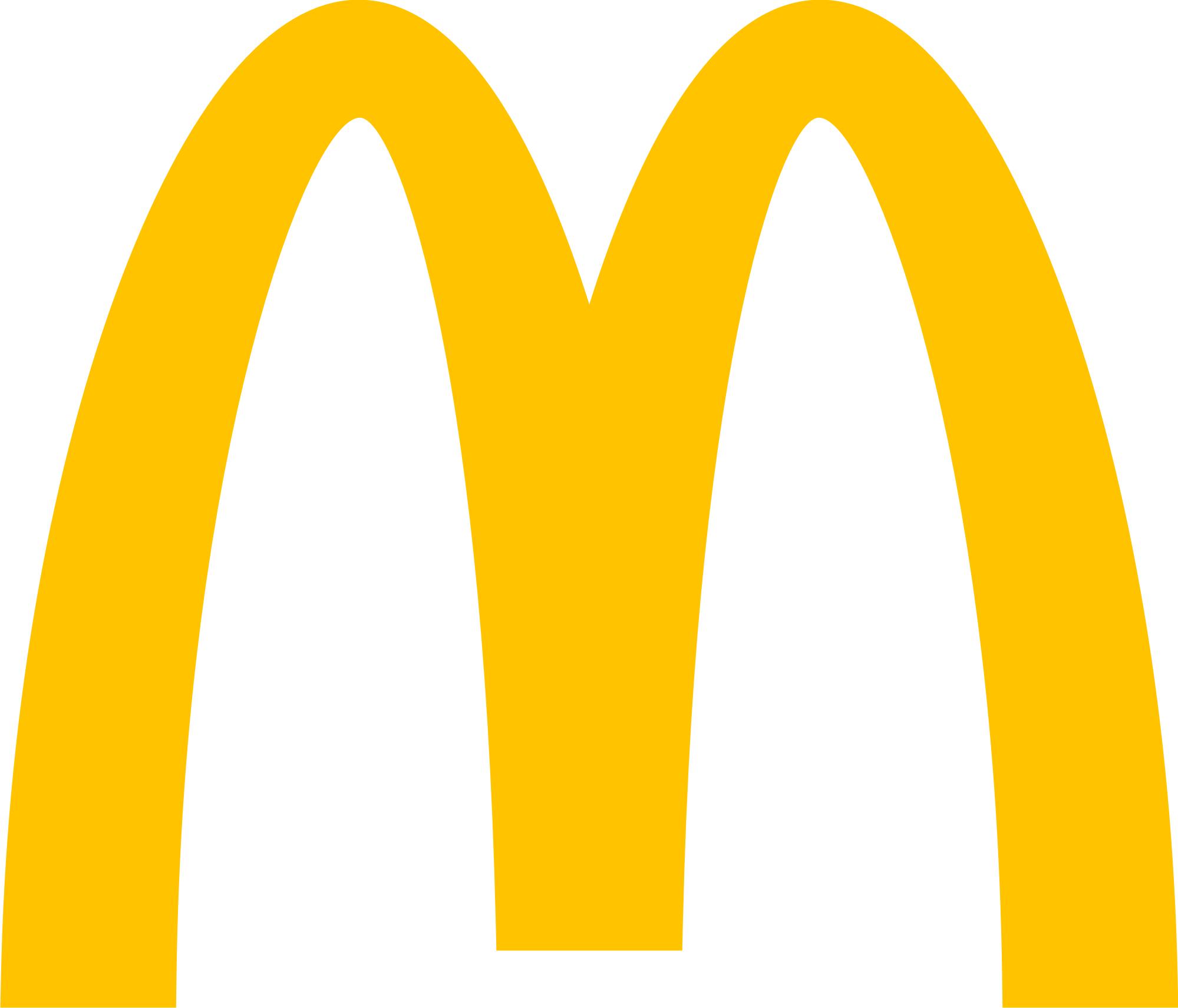 McDonald's logo PNG images free download.