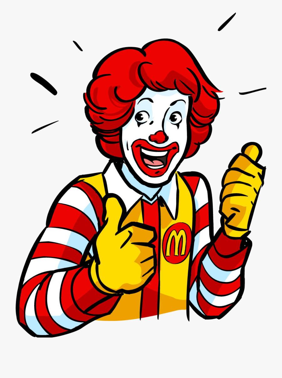 Mcdonalds Clipart Free Best On Transparent Png.