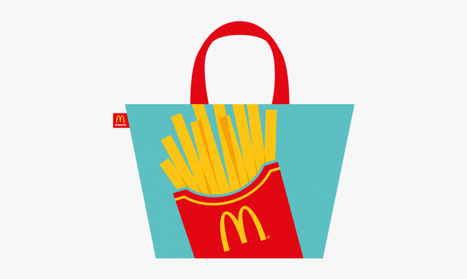 Mcdonalds Bag Png.