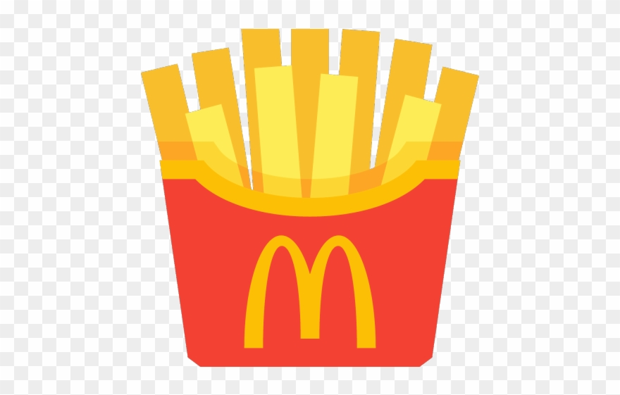 Mcdonalds Clipart Fries.