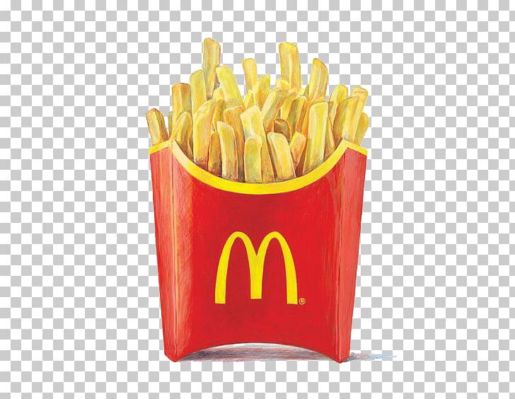 McDonalds French Fries Fast food Junk food, McDonald\'s fries.