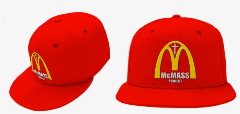 Mcdonalds Hat Png.