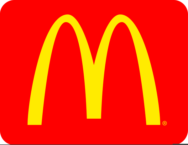 Mcdonalds Logo Vector at Vectorified.com.
