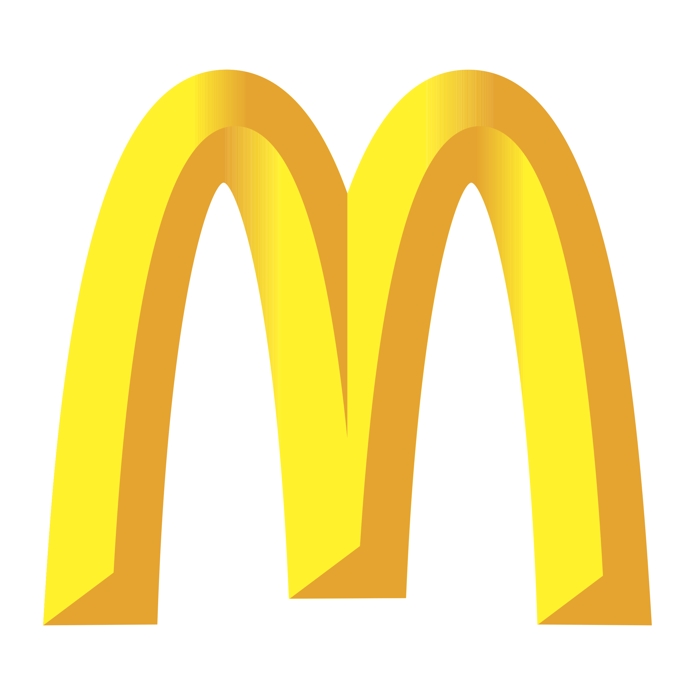 McDonald's Logo PNG Transparent & SVG Vector.