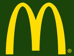 McDonald\'s Green Logo Vector (.AI) Free Download.