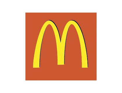 McDonald\'s Logo Vector Free Download.