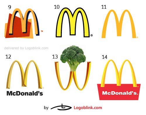 McDonald\'s Logo Mania.