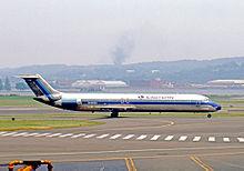 McDonnell Douglas DC.