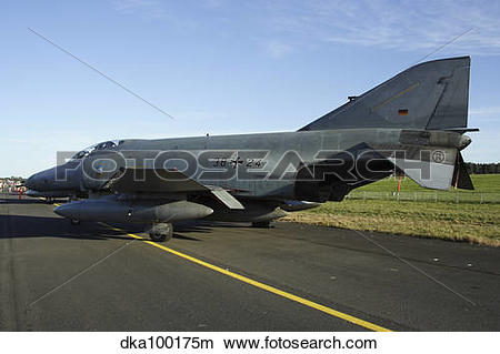 Stock Photo of A McDonnell Douglas F.