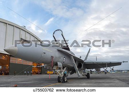 Stock Photo of McDonnell Douglas F/A.