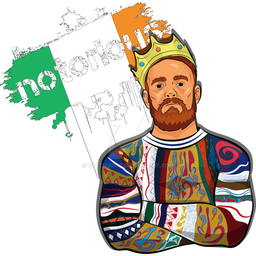 Conor mcgregor download free clipart with a transparent.