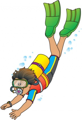 Swim Team Logo Clipart.