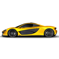 Download Mclaren P1 Free PNG photo images and clipart.