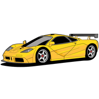Download Mclaren F1 Free PNG photo images and clipart.