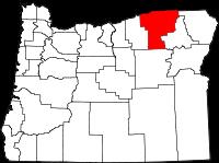Umatilla County, Oregon.