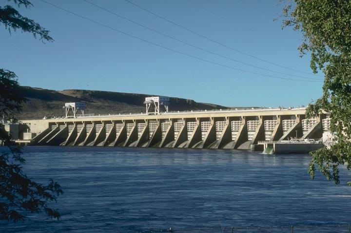 McNary Dam.