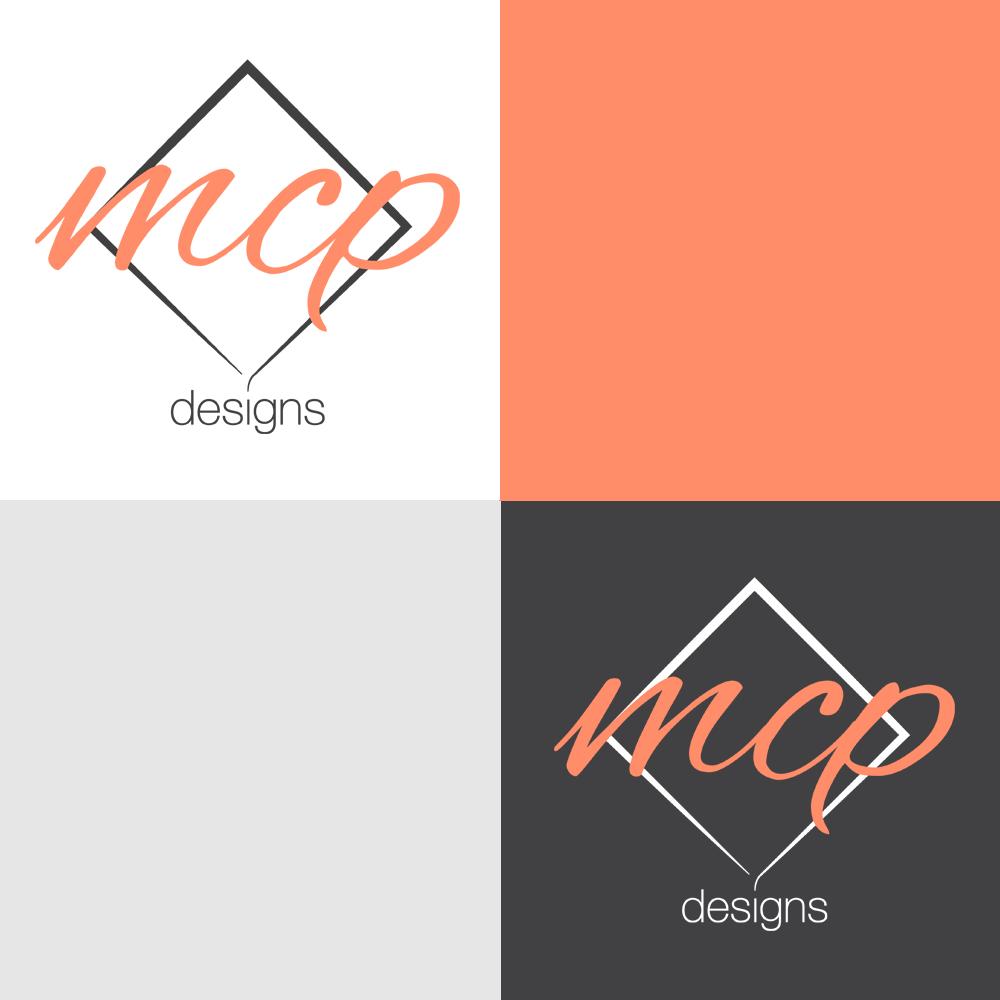 MCP Designs Logo on Behance.