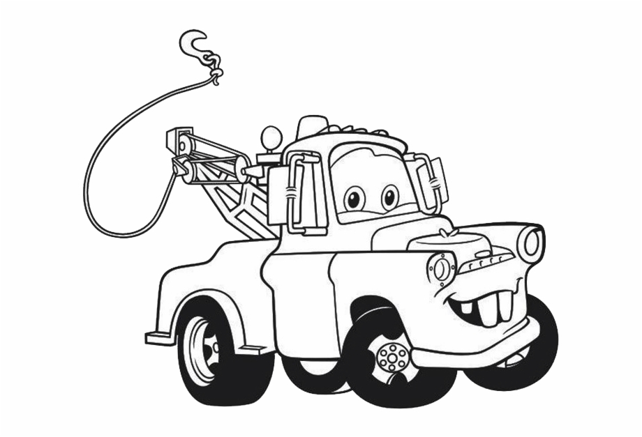 Free Lightning Mcqueen Clipart Black And White, Download.