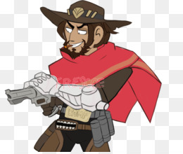 Mccree PNG and Mccree Transparent Clipart Free Download..