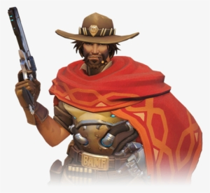 Mccree Png PNG Images.