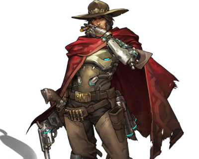 McCree PNG and vectors for Free Download.