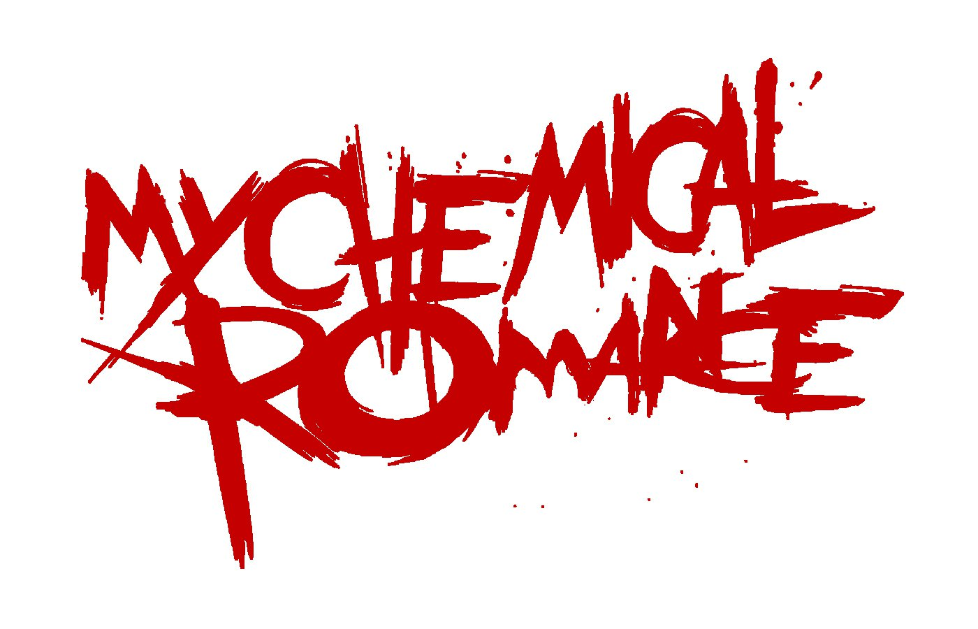 Meaning My Chemical Romance logo and symbol.