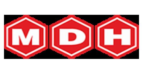 MDH logo.