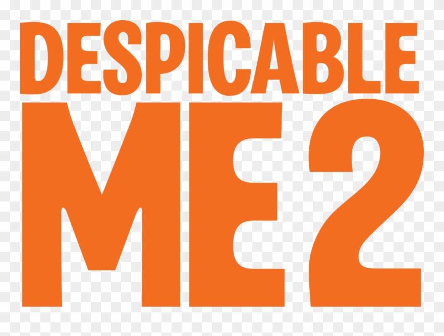 Despicable Me Logo Png Clipart (#1534414).