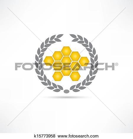 Clip Art of mead icon k15773958.