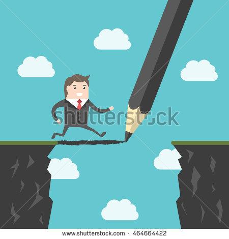 Precipice Stock Vectors, Images & Vector Art.