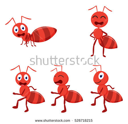 Ant Cartoon Stock Photos, Royalty.