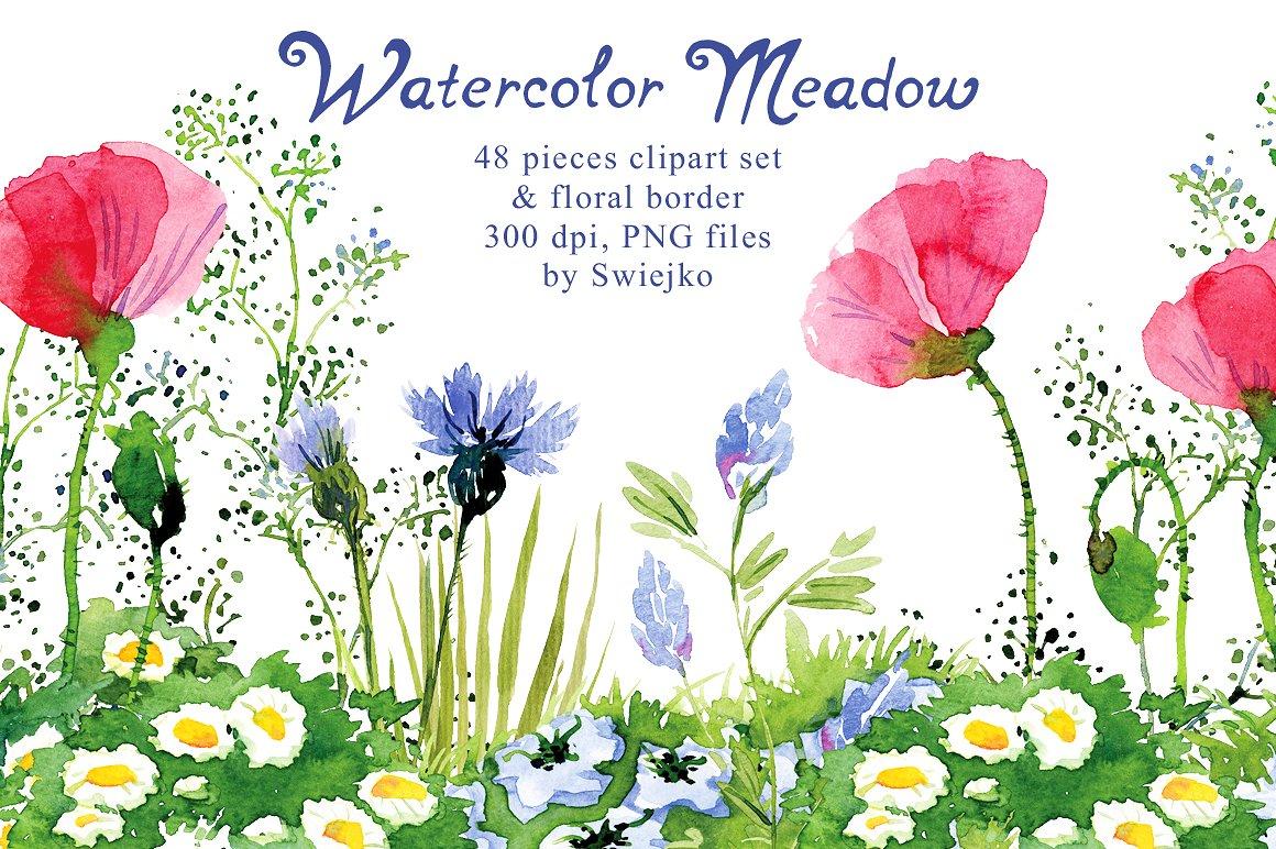 Watercolor Tulips ~ Illustrations on Creative Market.