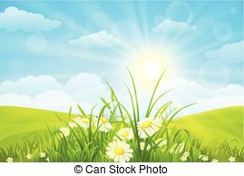Meadow background Clipart Vector and Illustration. 22,204 Meadow.