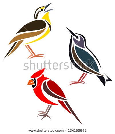 Meadowlark Stock Vectors, Images & Vector Art.