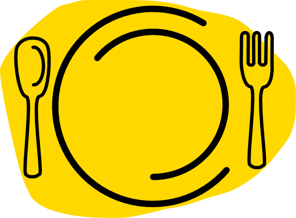 Restaurant Meal Clip Art at Clker.com.