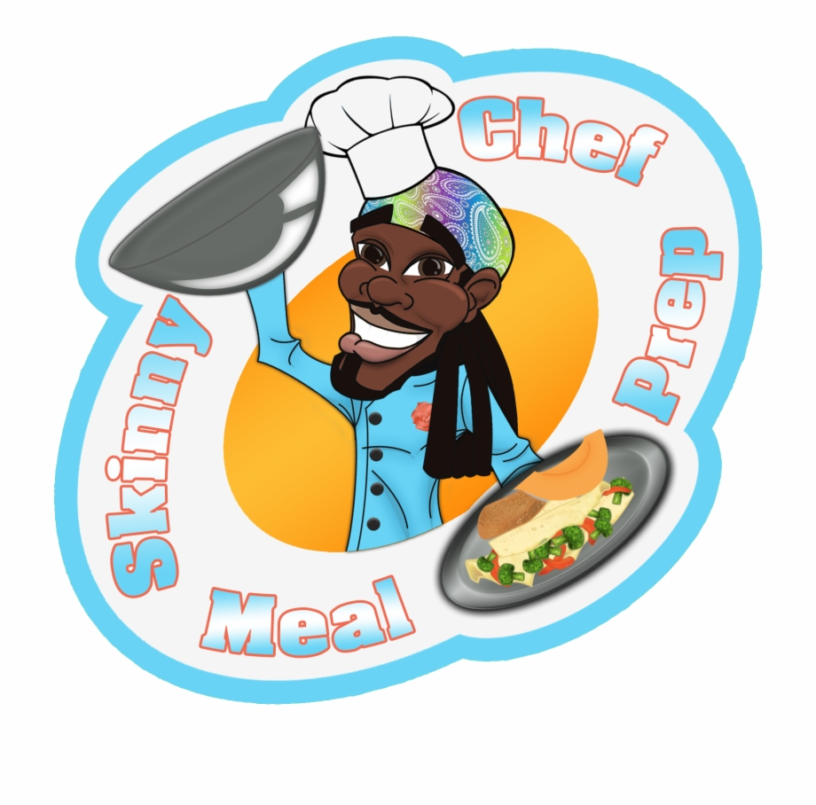 Skinny Chef Meal Prep Clipart , Png Download.
