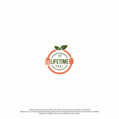 Healthy meal prep service looking for modern hip logo that.