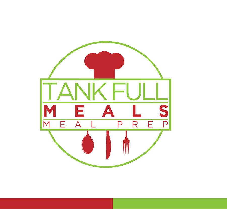 Entry #7 by salimbargam for Meal prep logo for stickers.