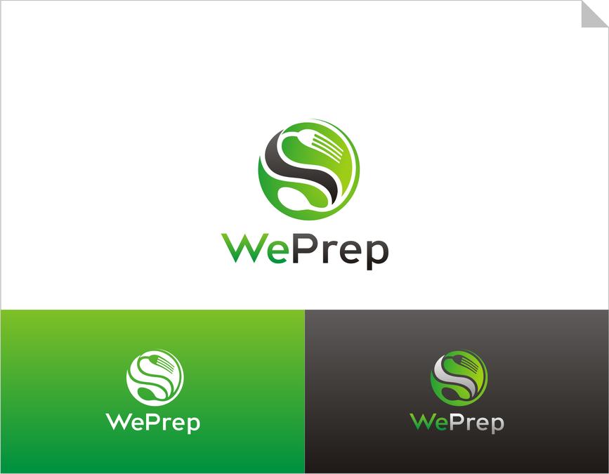 Create a Meal Prep Logo.