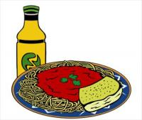 Free Meals Clipart.