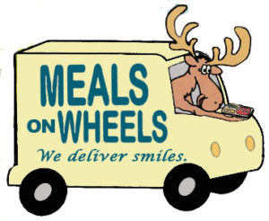 Meals On Wheels.