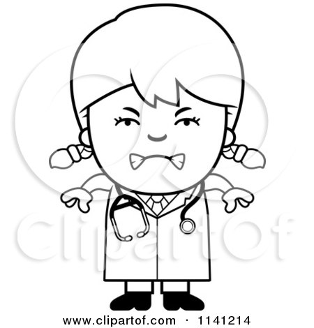 Royalty Free Stock Illustrations of Doctors by Cory Thoman Page 5.