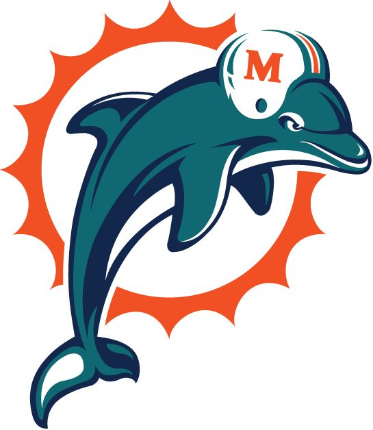 25+ best ideas about Miami Dolphins Logo on Pinterest.