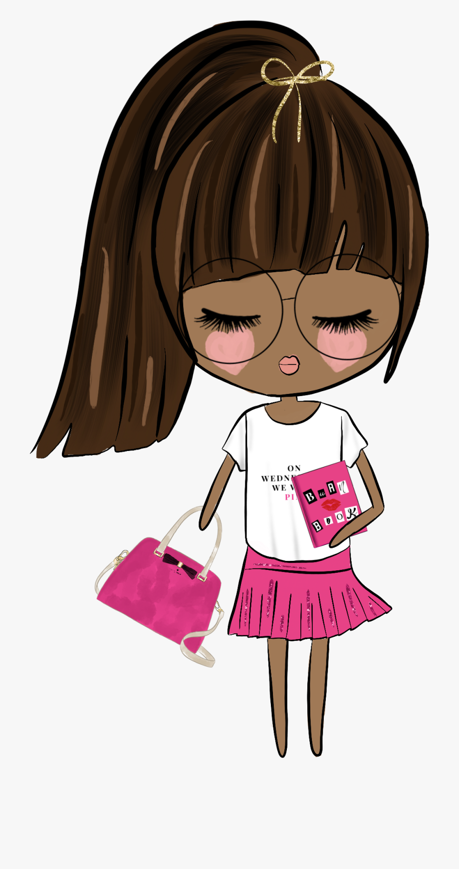 Mean Girls Clipart , Png Download.
